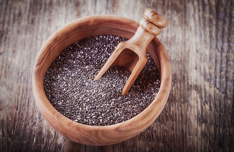 Le proprietà antiossidanti dei semi di chia