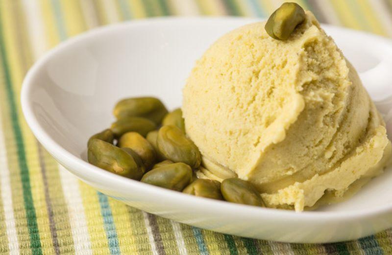 Gelato al pistacchio fatto in casa, la ricetta