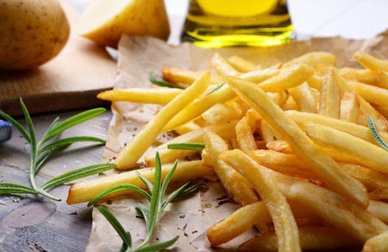Frittura leggera con l'olio di vinaccioli?