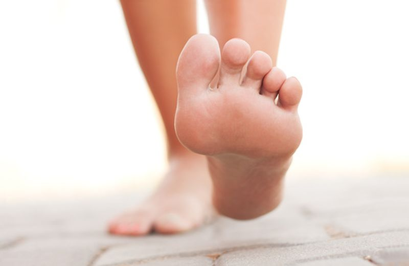 Verruche dei piedi, come riconoscerle e curarle