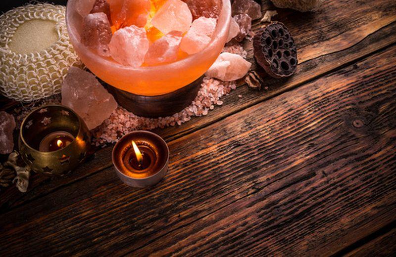 Lampade di sale: fanno davvero bene?