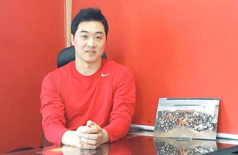 Le arti marziali secondo l'artista coreano Dk Yoo