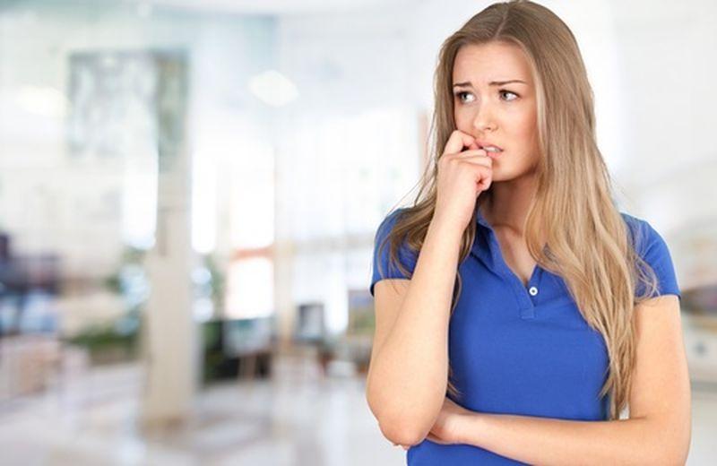 I sintomi fisici dell'ansia
