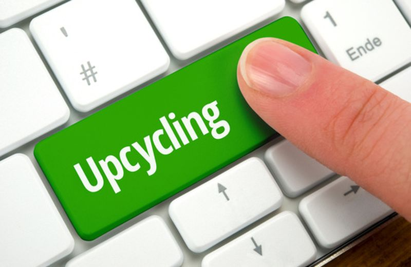 Upcycling, il riuso creativo