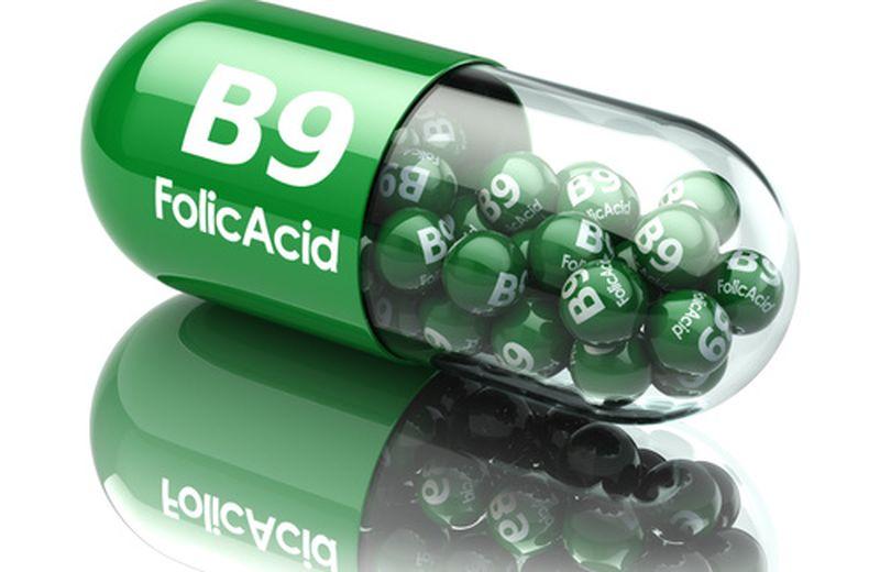 I 5 benefici dell'acido folico