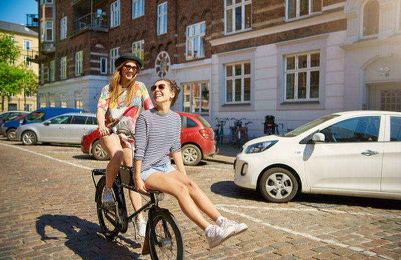 I social network per chi viaggia in bici