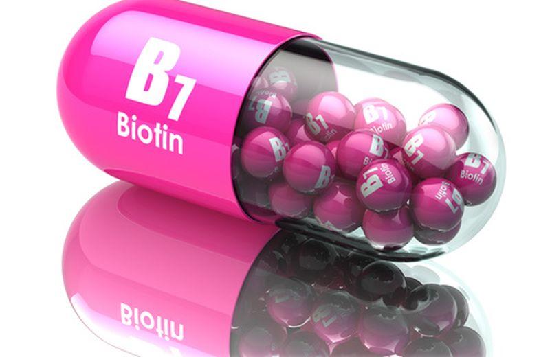 Biotina, proprietà e indicazioni