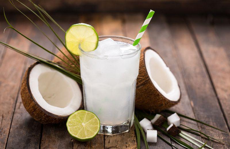3 ricette con l'acqua di cocco