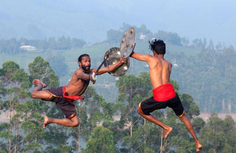 Arti marziali: il kalaripayattu