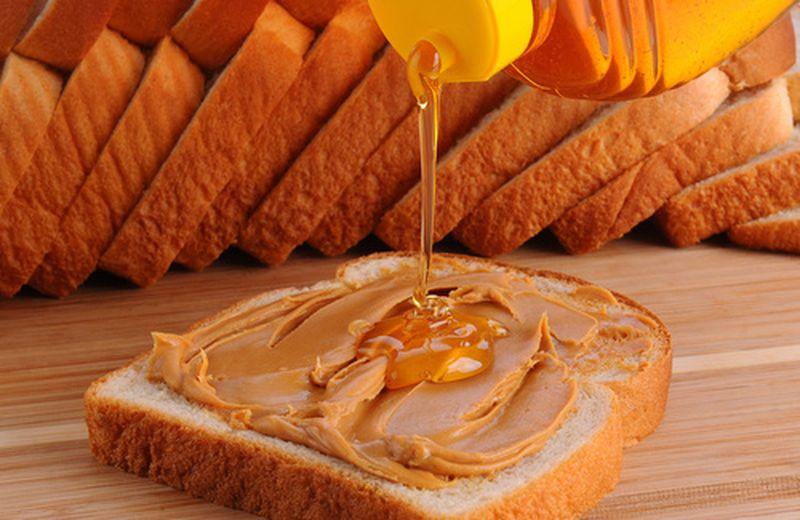 burro di arachidi grasso ridotto sano