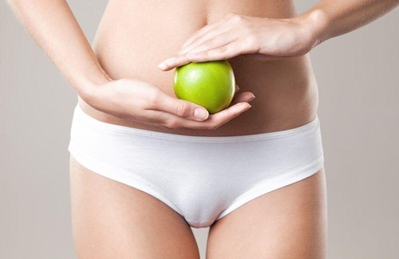 Stomaco gonfio e alimentazione