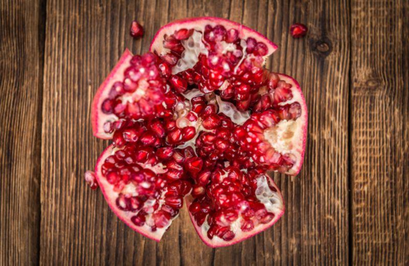 Melograno e antiossidanti naturali