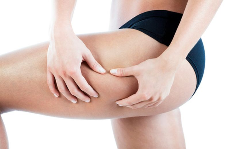 Come combattere la cellulite dall'interno
