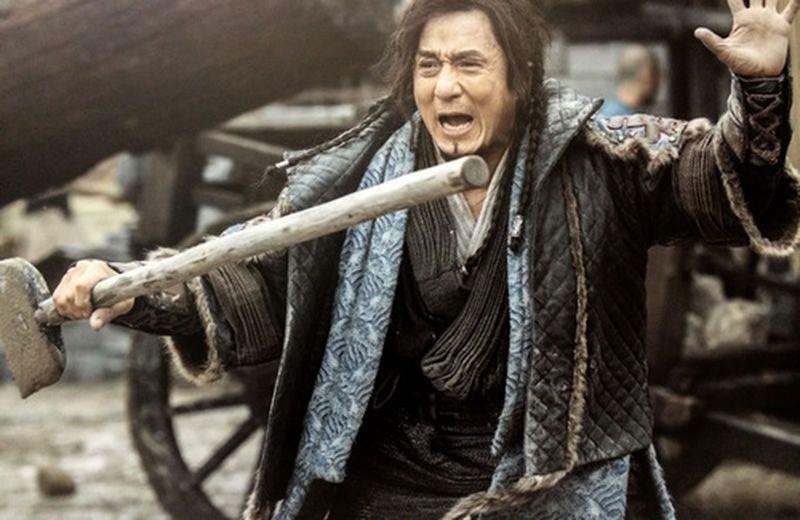 Zui Baxianquan: lo stile dell'ubriaco