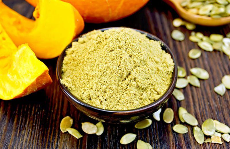 Farina di semi di zucca, caratteristiche e proprietà