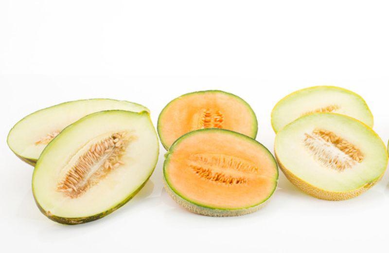 Melone bianco e melone giallo per la tua dieta