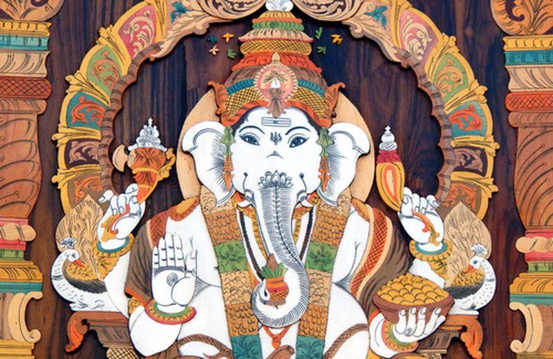 Simbologia del Dio Ganesh