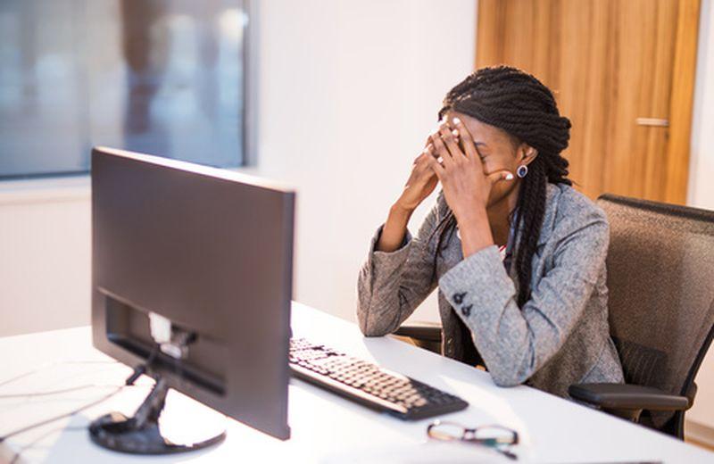 Disfunzione lacrimale e ambiente di lavoro