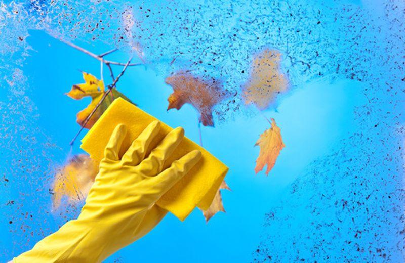 Come organizzare le pulizie in autunno