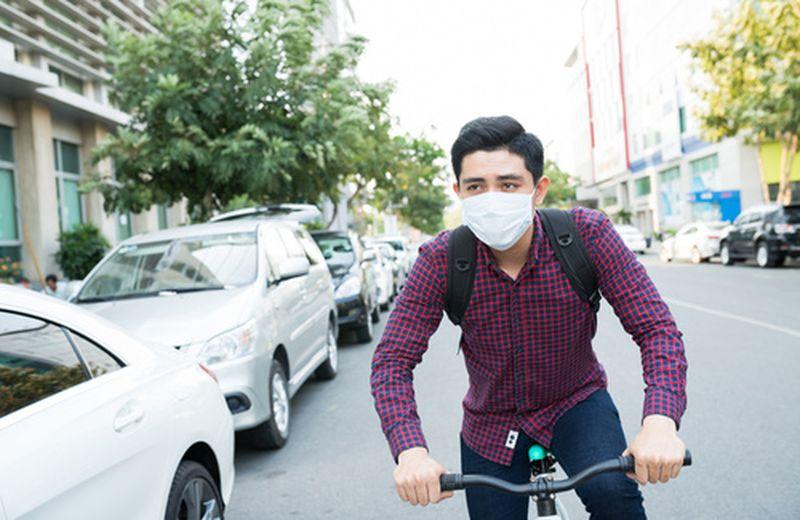 Smog free bike, la bici che pulisce l'aria