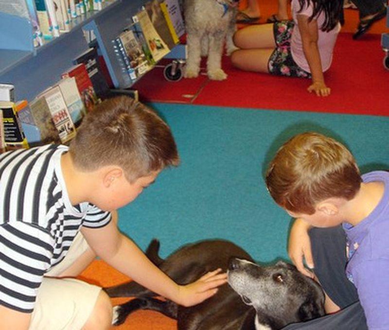 La pet therapy a scuola