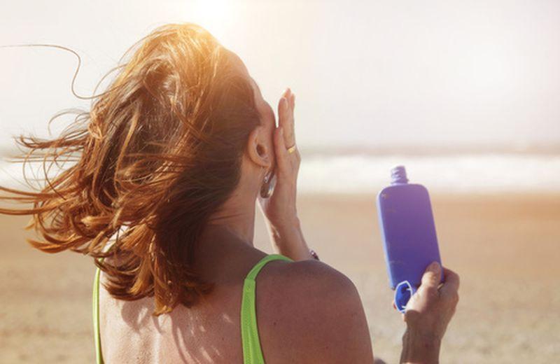 Come mantenere l'abbronzatura luminosa