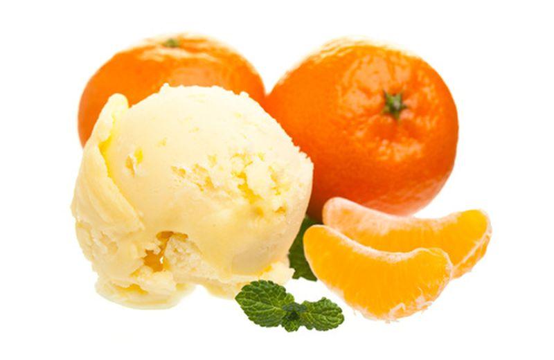 Sorbetto al mandarino, una golosa ricetta invernale
