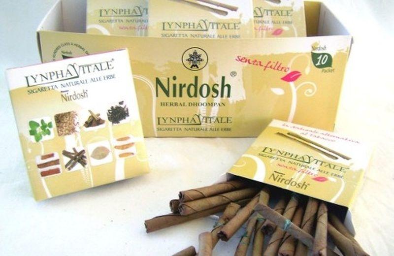 Sigarette alle erbe, smettere di fumare in modo naturale