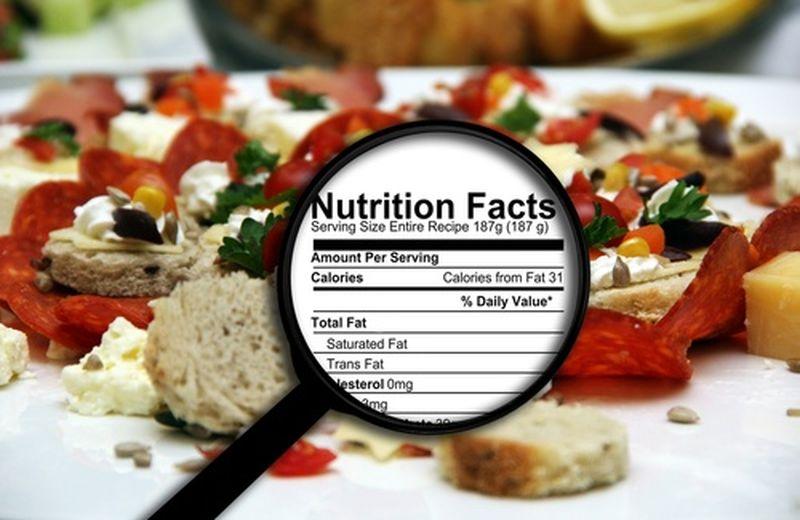 Valori nutrizionali e alimenti nutraceutici