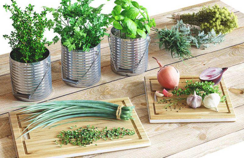 I migliori abbinamenti con le erbe aromatiche