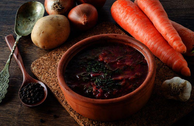 Cucina russa: caratteristiche e alimenti principali
