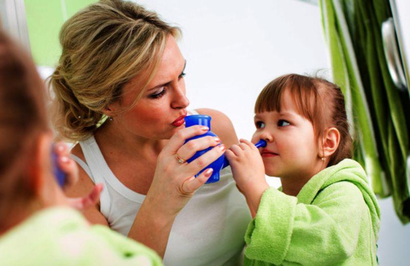 Lavaggi nasali, quando e come farli