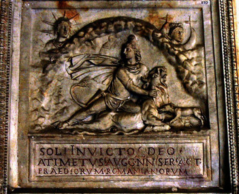 Il solstizio d'inverno e il Dio Mitra