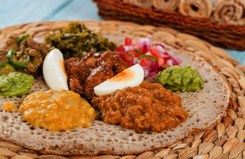 Cucina etiope: caratteristiche e alimenti principali