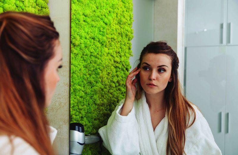 Come mantenere la pelle del viso tonica