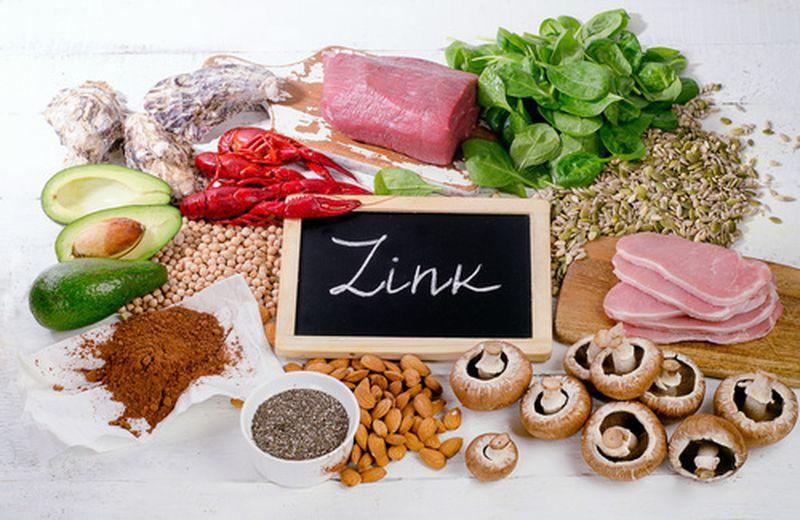 Carenza di zinco e raffreddore