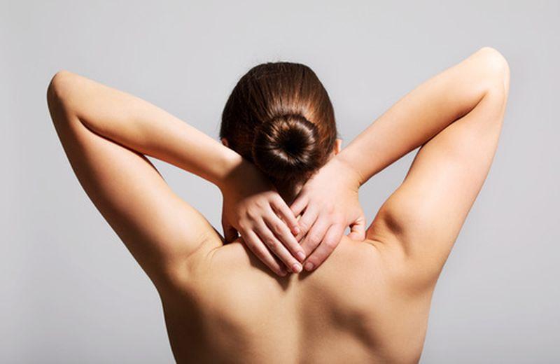 Stretching per la cervicale