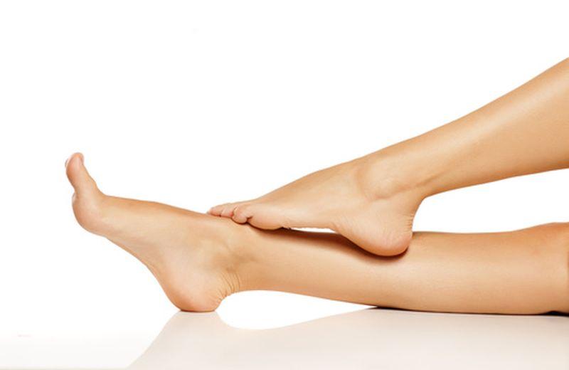 Cura quotidiana dei piedi