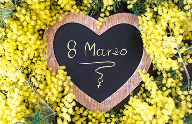 8 marzo Festa della donna, come trascorrerla