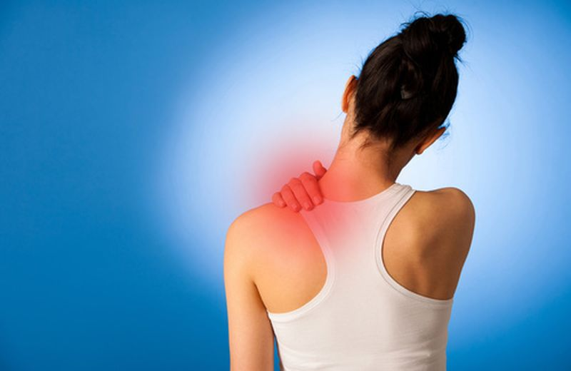 Contrattura muscolare e termoterapia