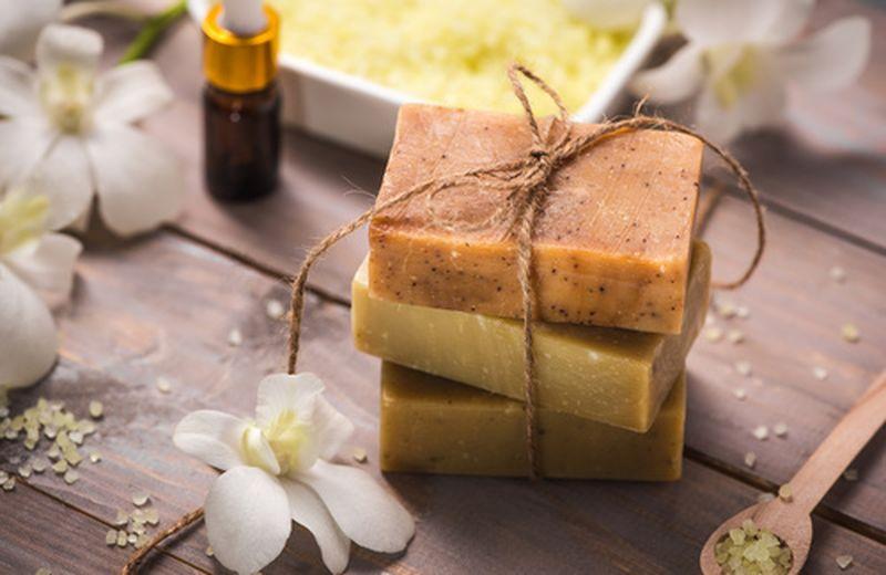 L'autoproduzione del sapone