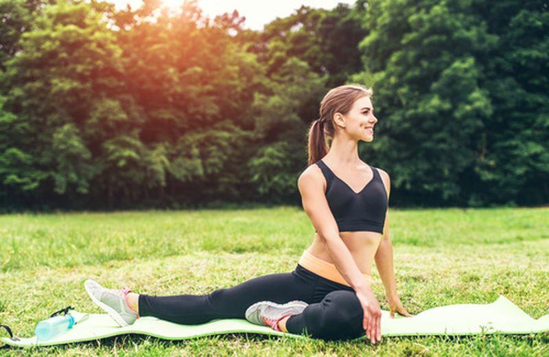 Perché lo stretching fa così bene