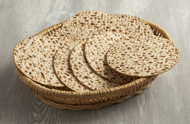 Pane senza lievito in 3 varianti