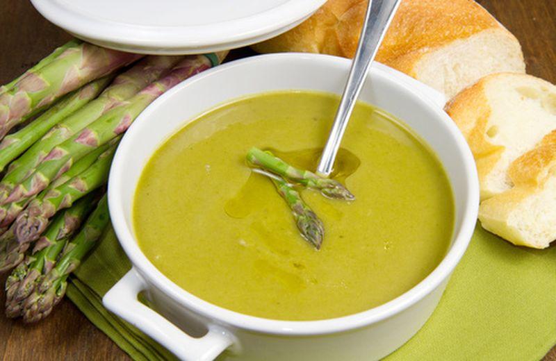 Tre ricette con gli asparagi