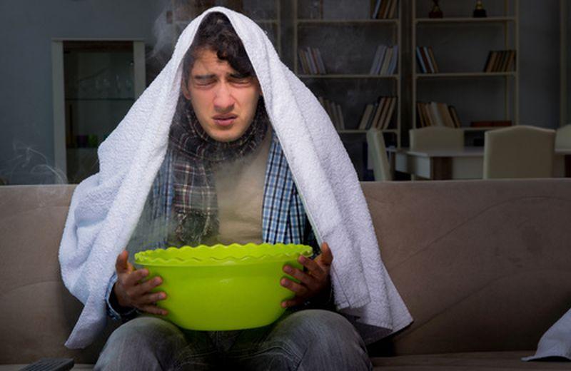 Suffumigi per la tosse