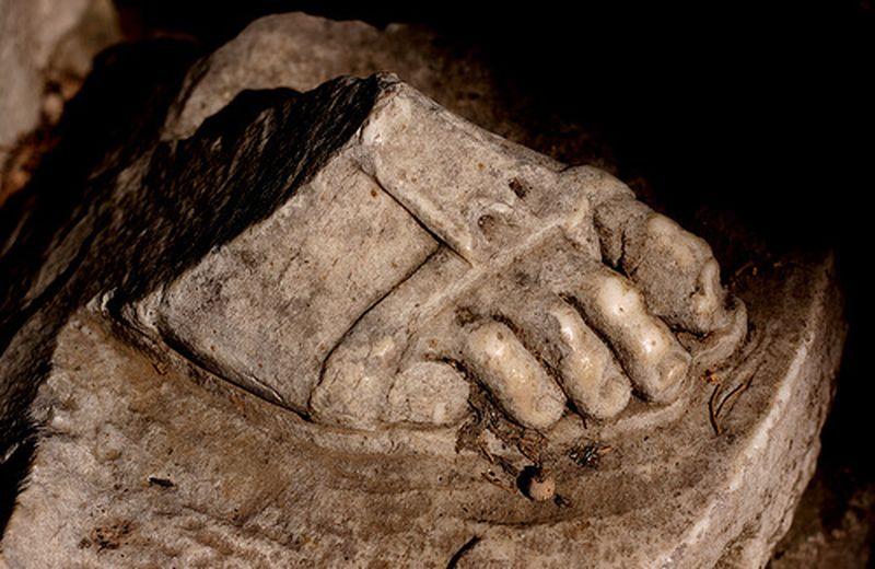 Il piede nella riflessologia