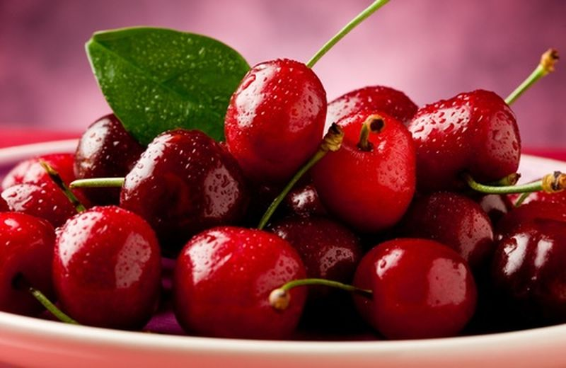 3 ricette con le ciliegie