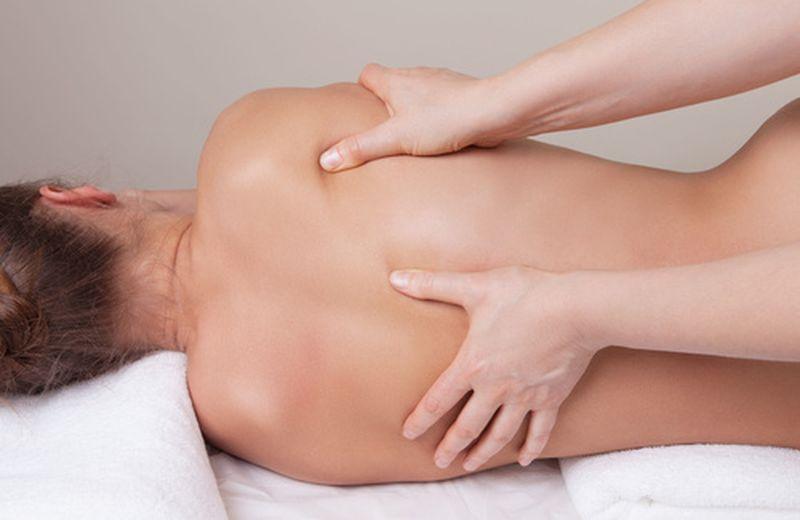 Massaggio e benessere dell'organismo