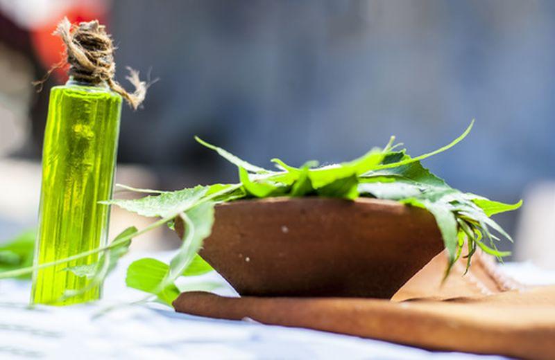Olio di neem per la psoriasi