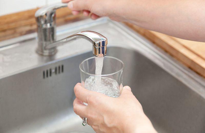 Acqua del rubinetto e contaminanti